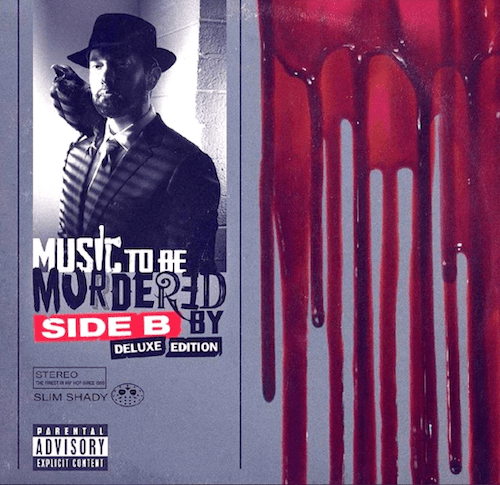 Music To Be Murdered By Side B (Deluxe Edition) Cover
